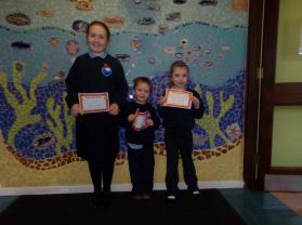 Pupils of the Week!