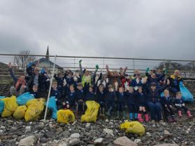 Glenarm Beach Clean Up!