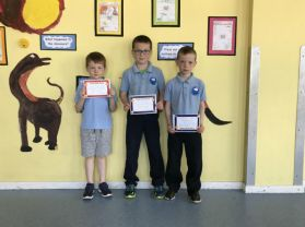 Pupil's of the Week