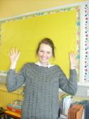Ms Niamh Mulvenna - Classroom Assistant