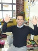 Mr Barry Corr - Primary 3 and 4  Principal